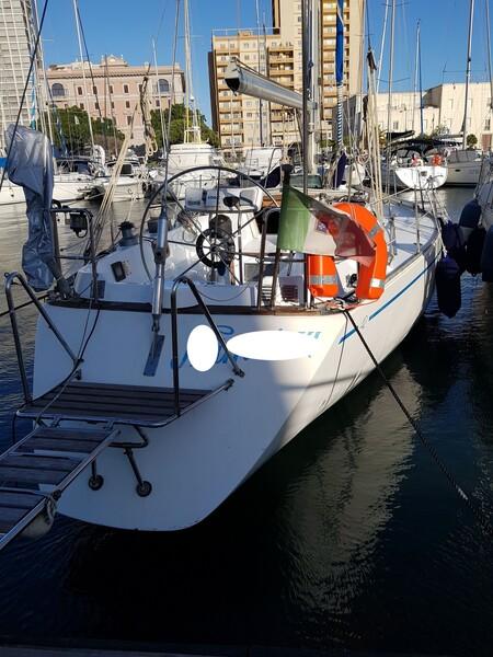 1#6071 Barca a vela Barberis in vendita - foto 3