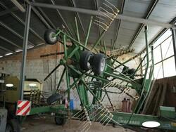 Ranghinatore Krone e attrezzature agricole - Lotto 1 (Asta 6072)