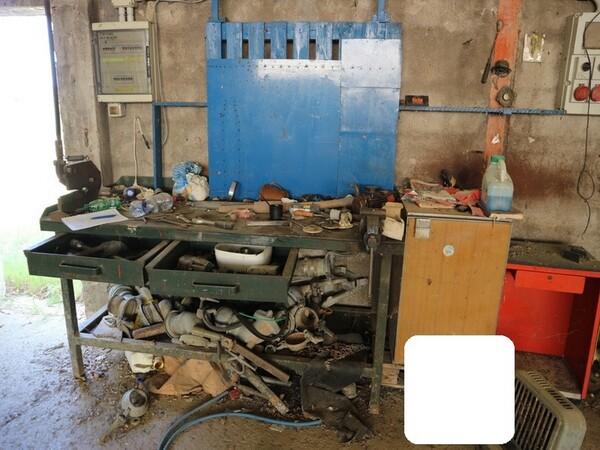 1#6072 Ranghinatore Krone e attrezzature agricole in vendita - foto 7