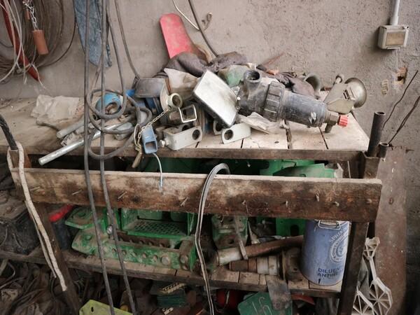 1#6072 Ranghinatore Krone e attrezzature agricole in vendita - foto 11