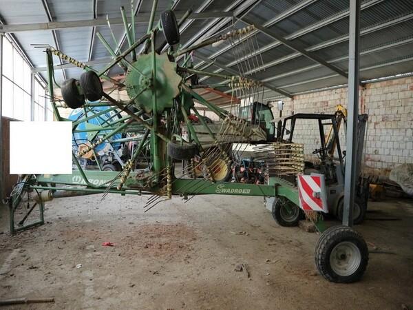 1#6072 Ranghinatore Krone e attrezzature agricole in vendita - foto 14
