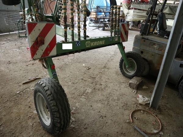 1#6072 Ranghinatore Krone e attrezzature agricole in vendita - foto 15