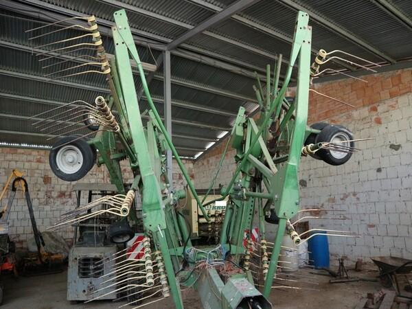 1#6072 Ranghinatore Krone e attrezzature agricole in vendita - foto 16