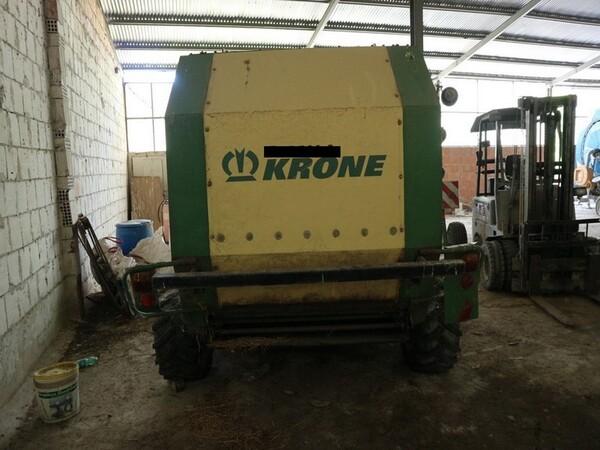 1#6072 Ranghinatore Krone e attrezzature agricole in vendita - foto 17