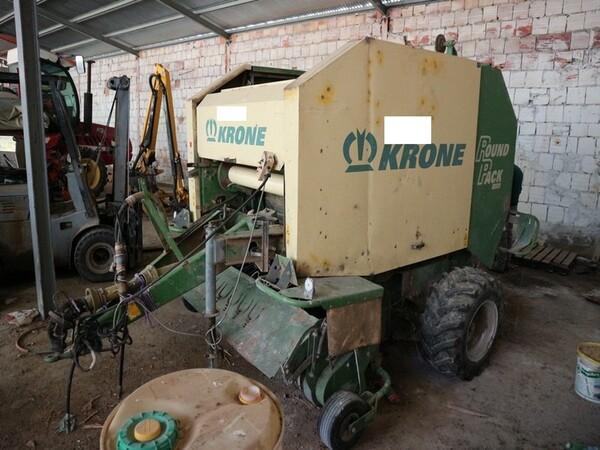 1#6072 Ranghinatore Krone e attrezzature agricole in vendita - foto 18