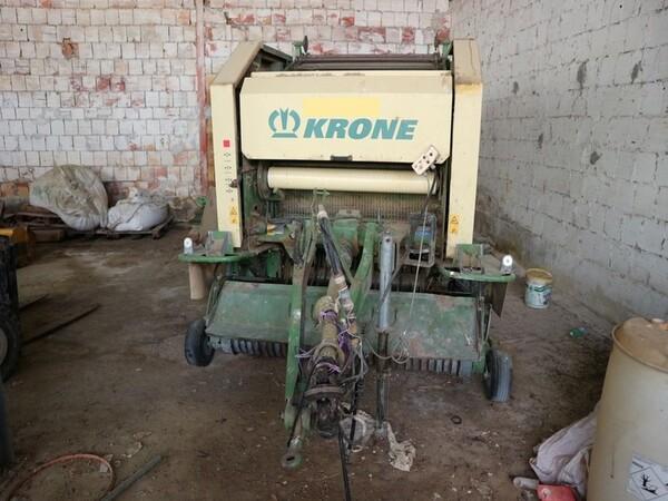 1#6072 Ranghinatore Krone e attrezzature agricole in vendita - foto 19