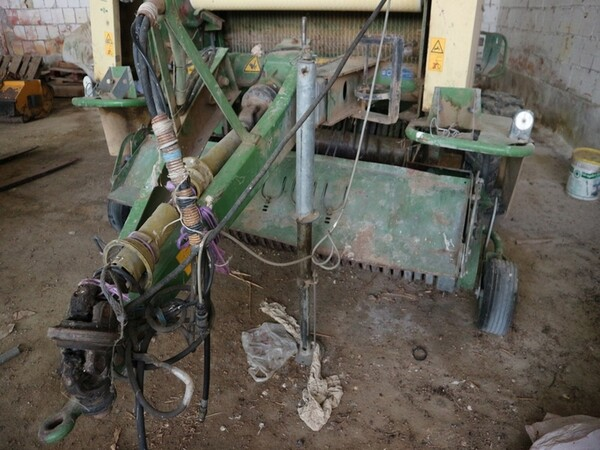 1#6072 Ranghinatore Krone e attrezzature agricole in vendita - foto 21