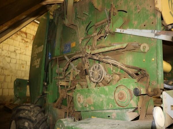 1#6072 Ranghinatore Krone e attrezzature agricole in vendita - foto 22