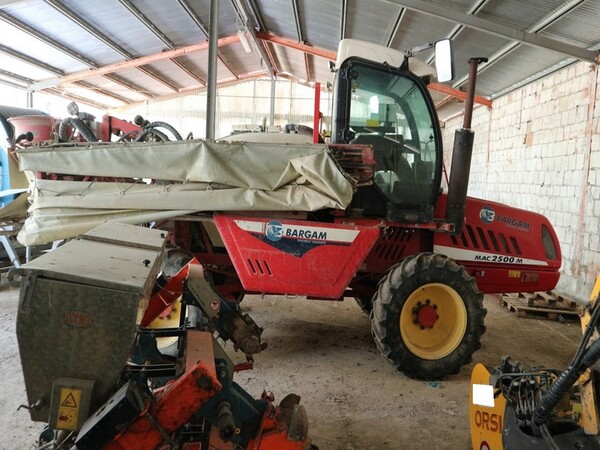 1#6072 Ranghinatore Krone e attrezzature agricole in vendita - foto 42