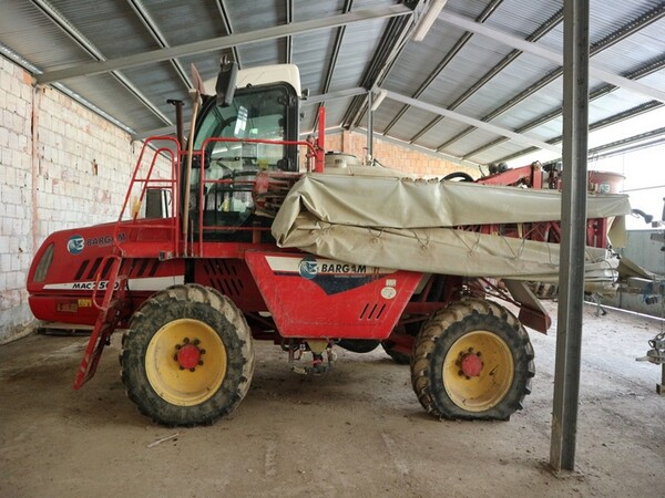 1#6072 Ranghinatore Krone e attrezzature agricole in vendita - foto 45