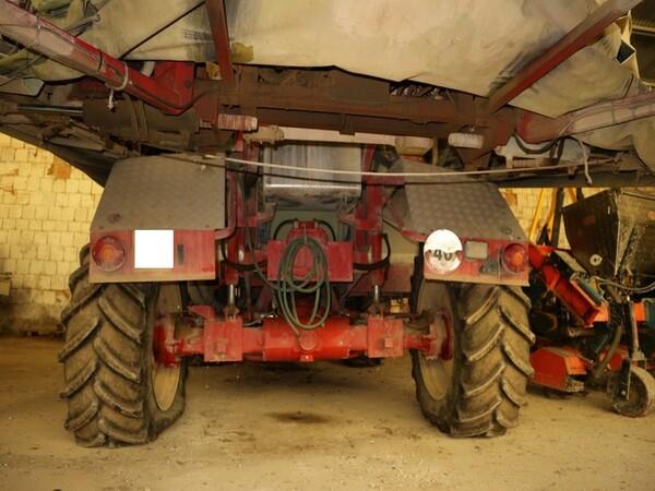1#6072 Ranghinatore Krone e attrezzature agricole in vendita - foto 47