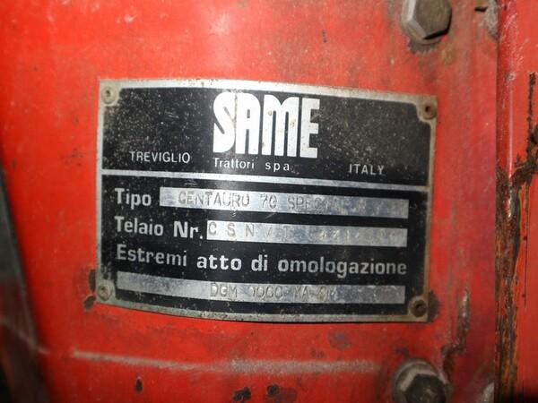 1#6072 Ranghinatore Krone e attrezzature agricole in vendita - foto 53