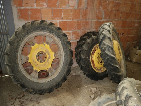 1#6072 Ranghinatore Krone e attrezzature agricole in vendita - foto 69