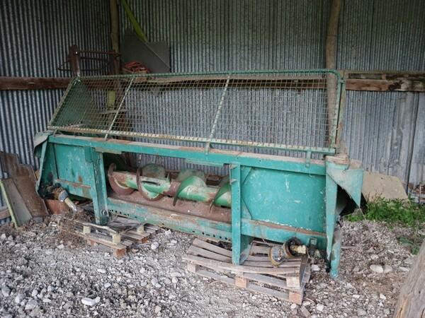 1#6072 Ranghinatore Krone e attrezzature agricole in vendita - foto 83