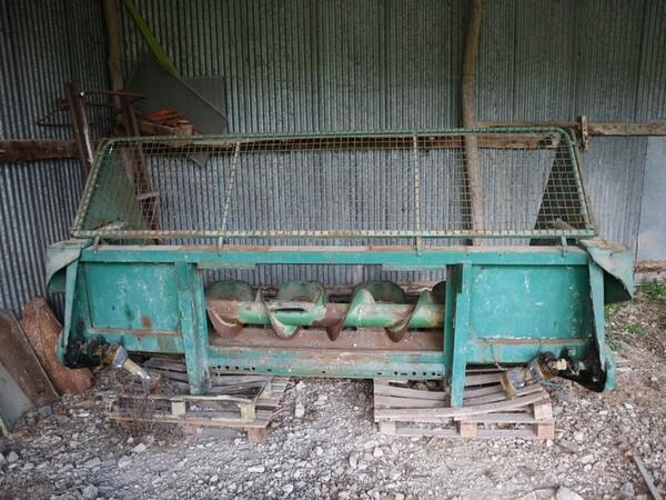 1#6072 Ranghinatore Krone e attrezzature agricole in vendita - foto 85