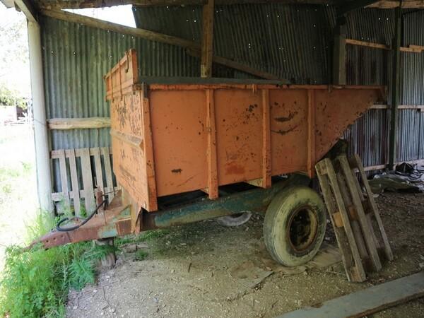 1#6072 Ranghinatore Krone e attrezzature agricole in vendita - foto 100