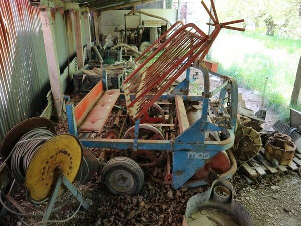 1#6072 Ranghinatore Krone e attrezzature agricole in vendita - foto 109