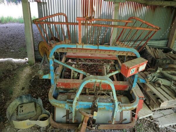 1#6072 Ranghinatore Krone e attrezzature agricole in vendita - foto 110