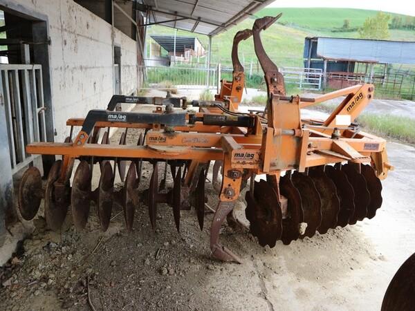 1#6072 Ranghinatore Krone e attrezzature agricole in vendita - foto 126