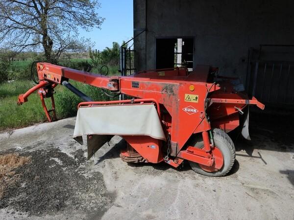 1#6072 Ranghinatore Krone e attrezzature agricole in vendita - foto 155