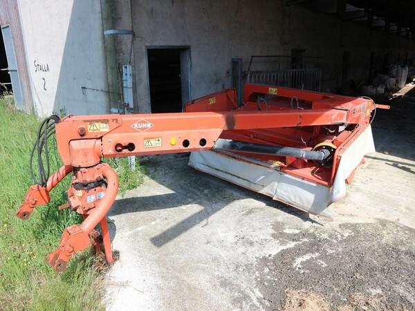 1#6072 Ranghinatore Krone e attrezzature agricole in vendita - foto 157