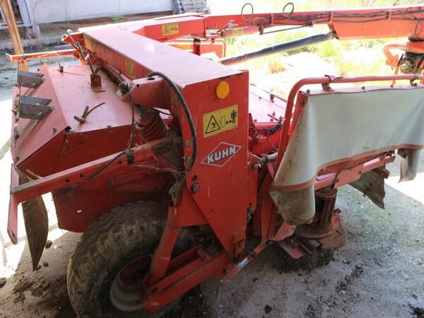 1#6072 Ranghinatore Krone e attrezzature agricole in vendita - foto 159