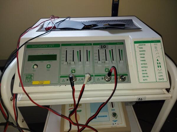 1#6073 Attrezzature fisioterapiche in vendita - foto 29
