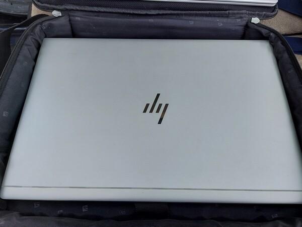 6#6075 Notebook Hp Elitebook in vendita - foto 1