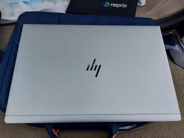 6#6075 Notebook Hp Elitebook in vendita - foto 4