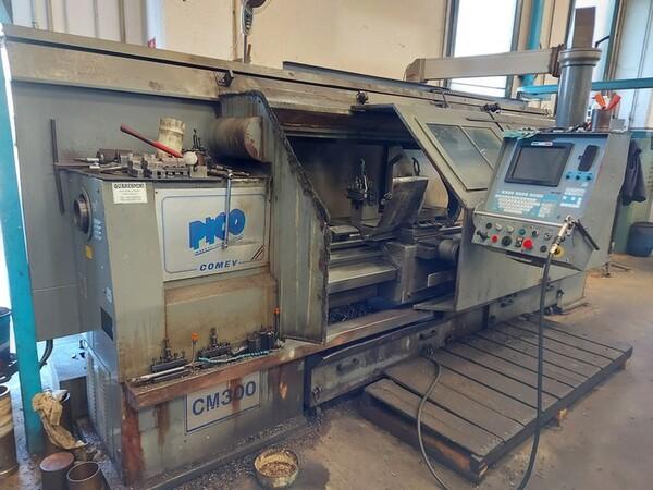 4#6076 Tornio Pico e macchinari per lavorazione metalli e saldatura in vendita - foto 1