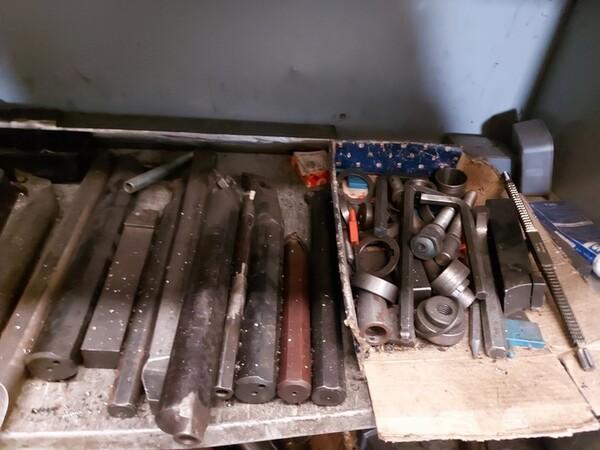 4#6076 Tornio Pico e macchinari per lavorazione metalli e saldatura in vendita - foto 7