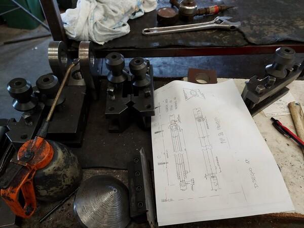 4#6076 Tornio Pico e macchinari per lavorazione metalli e saldatura in vendita - foto 10
