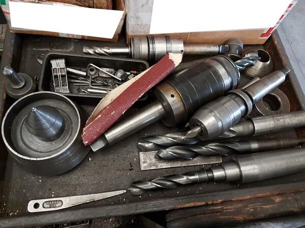 4#6076 Tornio Pico e macchinari per lavorazione metalli e saldatura in vendita - foto 11