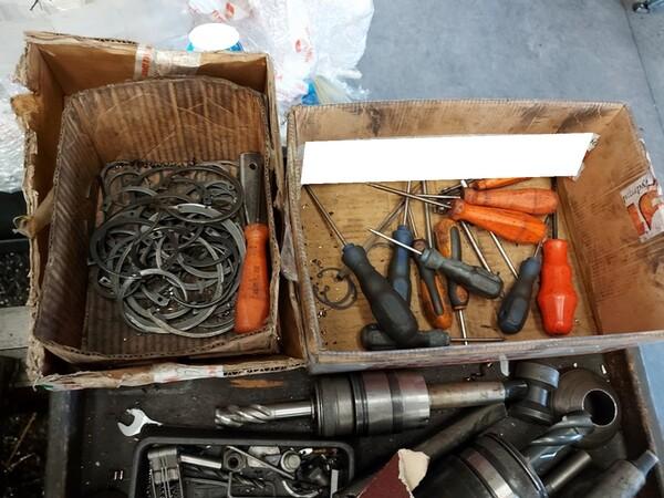 4#6076 Tornio Pico e macchinari per lavorazione metalli e saldatura in vendita - foto 12