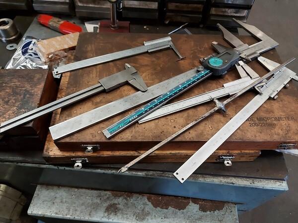 4#6076 Tornio Pico e macchinari per lavorazione metalli e saldatura in vendita - foto 14