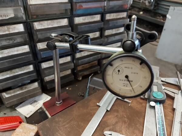 4#6076 Tornio Pico e macchinari per lavorazione metalli e saldatura in vendita - foto 15