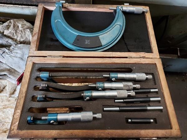 4#6076 Tornio Pico e macchinari per lavorazione metalli e saldatura in vendita - foto 17