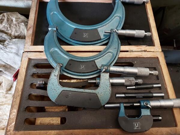 4#6076 Tornio Pico e macchinari per lavorazione metalli e saldatura in vendita - foto 18