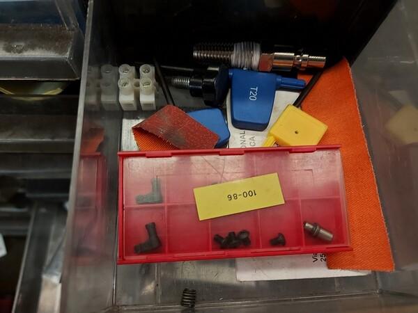 4#6076 Tornio Pico e macchinari per lavorazione metalli e saldatura in vendita - foto 19
