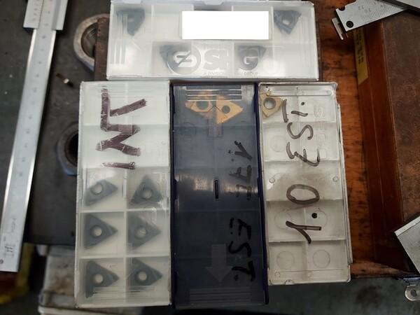 4#6076 Tornio Pico e macchinari per lavorazione metalli e saldatura in vendita - foto 21