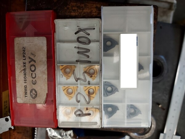 4#6076 Tornio Pico e macchinari per lavorazione metalli e saldatura in vendita - foto 22