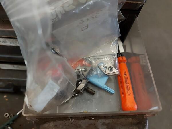 4#6076 Tornio Pico e macchinari per lavorazione metalli e saldatura in vendita - foto 29