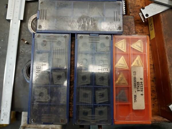 4#6076 Tornio Pico e macchinari per lavorazione metalli e saldatura in vendita - foto 30