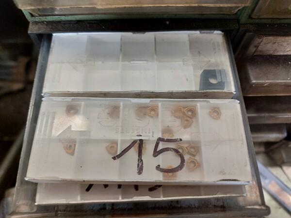 4#6076 Tornio Pico e macchinari per lavorazione metalli e saldatura in vendita - foto 35