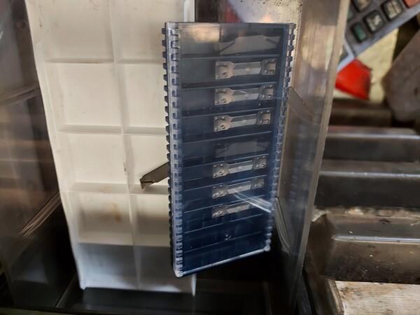 4#6076 Tornio Pico e macchinari per lavorazione metalli e saldatura in vendita - foto 37