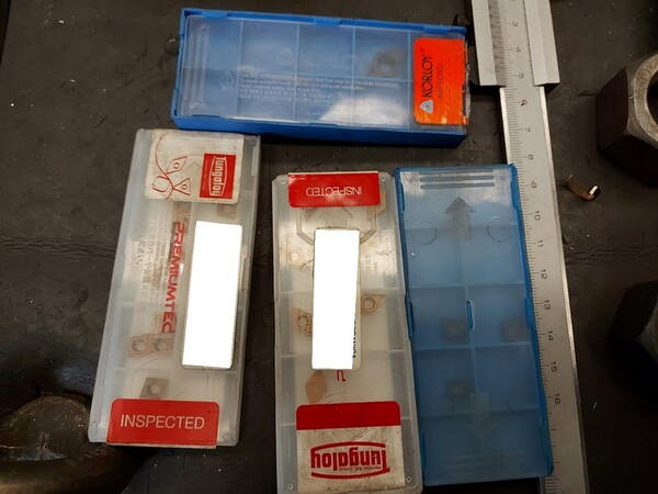 4#6076 Tornio Pico e macchinari per lavorazione metalli e saldatura in vendita - foto 44
