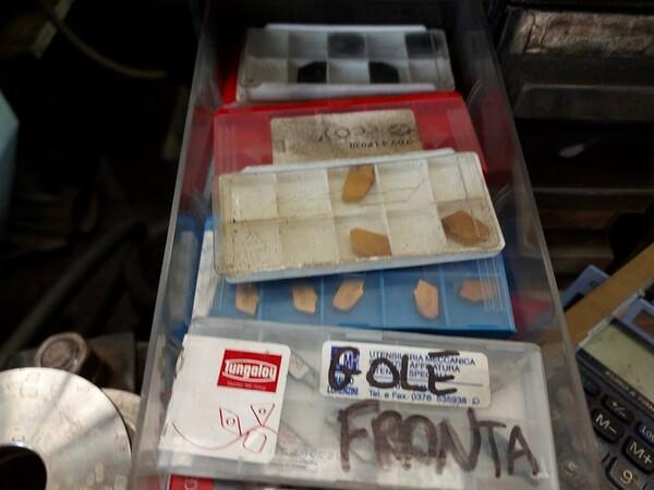 4#6076 Tornio Pico e macchinari per lavorazione metalli e saldatura in vendita - foto 48