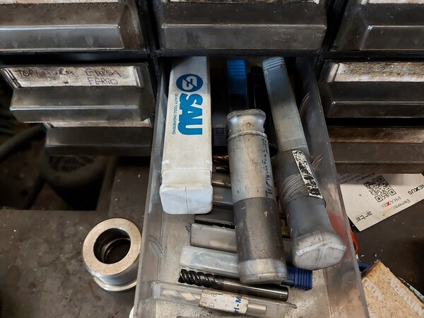 4#6076 Tornio Pico e macchinari per lavorazione metalli e saldatura in vendita - foto 51