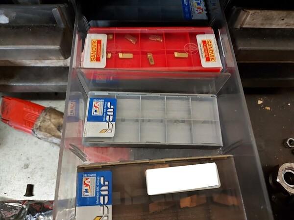 4#6076 Tornio Pico e macchinari per lavorazione metalli e saldatura in vendita - foto 52