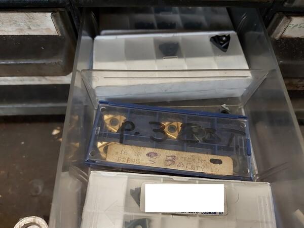 4#6076 Tornio Pico e macchinari per lavorazione metalli e saldatura in vendita - foto 54